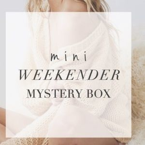 Mini Weekend Mystery Box